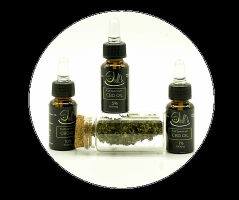 CBD Oil | Cannabis Light | Swey!