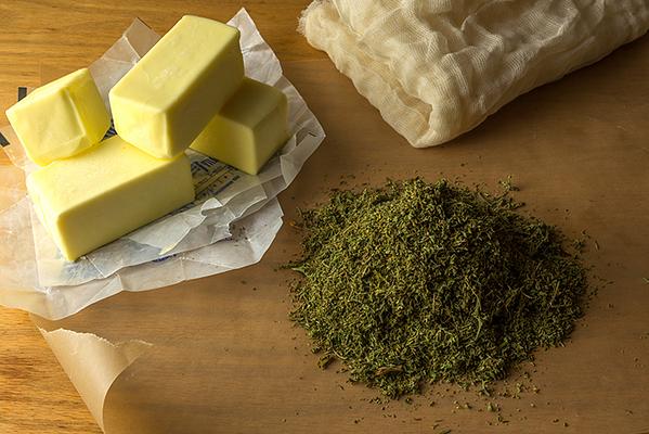 burro di cannabis